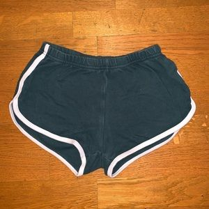 American apparel small yoga/ workout shorts